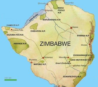 Zimbabwe by Travel-Architects